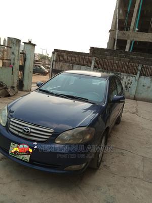 Toyota Corolla 2003 Blue   Cars for sale in Oyo State, Ibadan