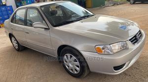 Toyota Corolla 2001 Sedan Silver | Cars for sale in Oyo State, Ibadan