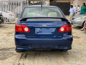 Toyota Corolla 2006 Blue | Cars for sale in Lagos State, Ikeja
