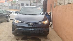 Toyota RAV4 2017 LE FWD (2.5L 4cyl 6A) Green   Cars for sale in Lagos State, Ikeja
