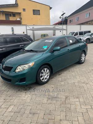 Toyota Corolla 2010 Green | Cars for sale in Lagos State, Ojodu