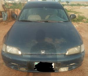 Honda Civic 1998 Blue   Cars for sale in Abuja (FCT) State, Lokogoma