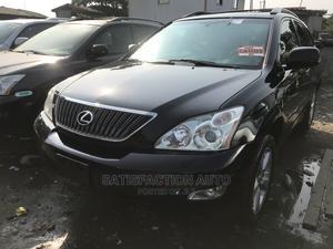 Lexus RX 2006 330 Black | Cars for sale in Lagos State, Apapa