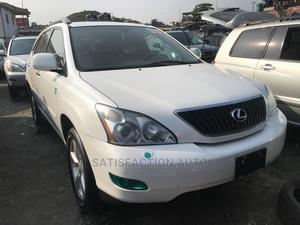 Lexus RX 2006 330 AWD White   Cars for sale in Lagos State, Apapa