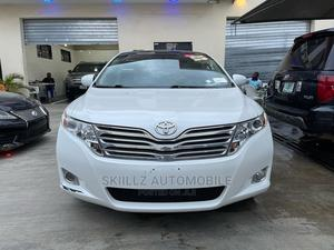 Toyota Venza 2012 V6 AWD White | Cars for sale in Lagos State, Abule Egba