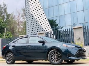 Toyota Corolla 2018 LE Eco (1.8L 4cyl 2A) Blue | Cars for sale in Abuja (FCT) State, Central Business District