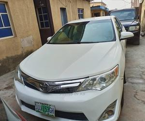 Toyota Camry 2012 White   Cars for sale in Lagos State, Ikeja