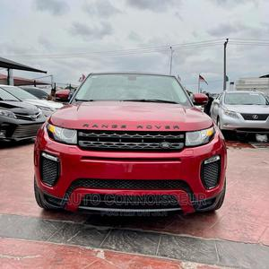 Land Rover Range Rover Evoque 2012 Red | Cars for sale in Lagos State, Lekki