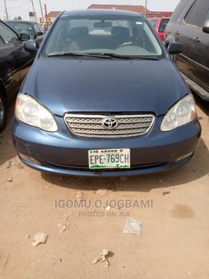 Toyota Corolla 2003 Sedan Blue | Cars for sale in Abuja (FCT) State, Mararaba