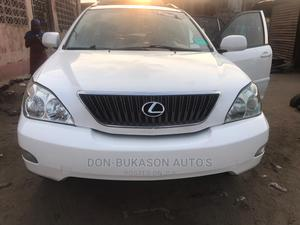 Lexus RX 2006 330 White   Cars for sale in Lagos State, Ojo