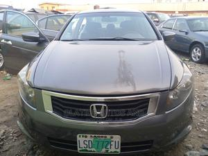 Honda Accord 2008 2.4 EX Automatic Gray   Cars for sale in Lagos State, Agege