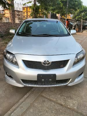 Toyota Corolla 2011 Silver | Cars for sale in Lagos State, Ogba