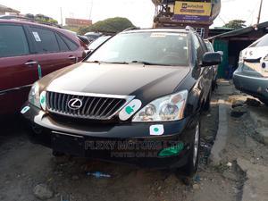 Lexus RX 2009 350 4x4 Black | Cars for sale in Lagos State, Apapa