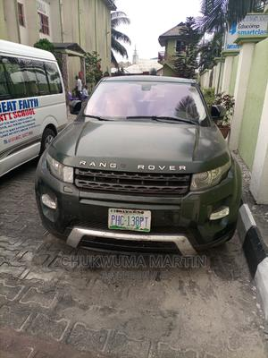 Land Rover Range Rover Evoque 2015 Green | Cars for sale in Rivers State, Port-Harcourt