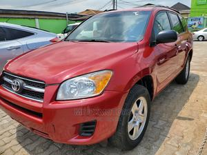 Toyota RAV4 2010 2.5 4x4 Red | Cars for sale in Lagos State, Ikeja