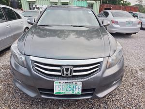 Honda Accord 2008 Gray | Cars for sale in Abuja (FCT) State, Katampe