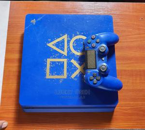 Customised Ps4 Slim 1tb Limited Edition | Video Game Consoles for sale in Edo State, Benin City