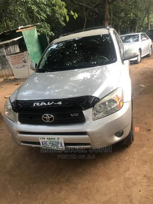Toyota RAV4 2008 Limited V6 4x4 Silver   Cars for sale in Abuja (FCT) State, Gaduwa