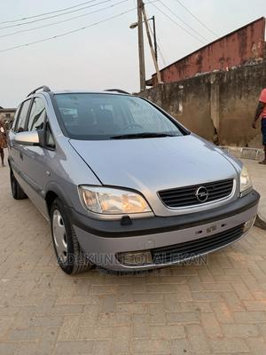 Opel Zafira 2001 Gray   Cars for sale in Lagos State, Alimosho