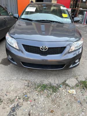 Toyota Corolla 2010 Gray   Cars for sale in Lagos State, Shomolu
