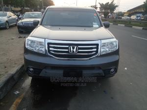 Honda Pilot 2012 Gray   Cars for sale in Lagos State, Surulere