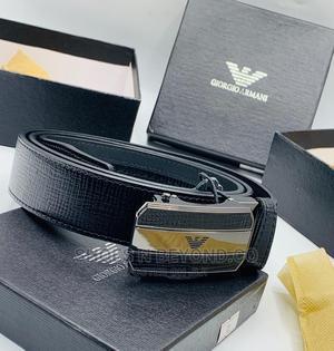 EXTREME LUXURY Giorgio Armani Belt for King's | Clothing Accessories for sale in Lagos State, Lagos Island (Eko)