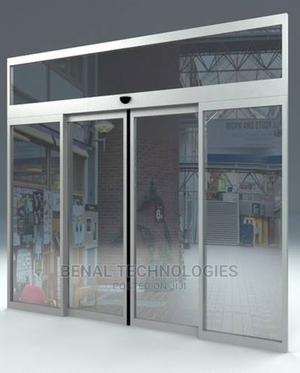 Sensor Automatic Sliding Glass Door in Abuja and Nigeria | Doors for sale in Abuja (FCT) State, Central Business Dis