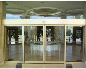Sensor Automatic Sliding Glass Door in GWARINPA and Nigeria | Doors for sale in Abuja (FCT) State, Gwarinpa