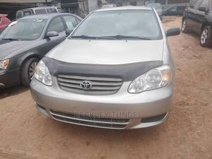 Toyota Corolla 2004 LE Silver   Cars for sale in Lagos State, Ikorodu