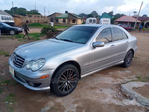Mercedes-Benz C240 2005 Silver | Cars for sale in Plateau State, Jos