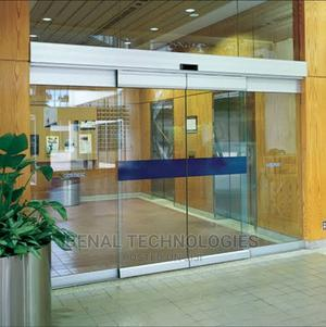 Sensor Automatic Sliding Glass Door in Wuse 2 and Nigeria | Doors for sale in Abuja (FCT) State, Wuse 2