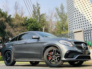 Mercedes-Benz GLE-Class 2017 Gray | Cars for sale in Abuja (FCT) State, Central Business Dis