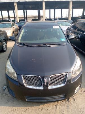 Pontiac Vibe 2009 2.4 4WD Black | Cars for sale in Lagos State, Apapa