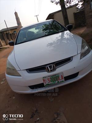 Honda Accord 2005 White   Cars for sale in Lagos State, Ikeja