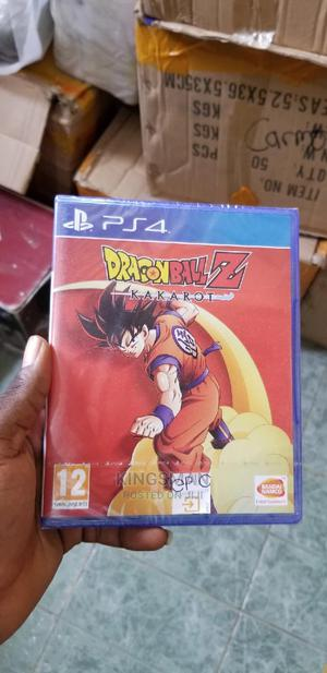 Dragon Ball Z Ps4   Video Games for sale in Lagos State, Ikeja