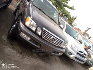 Lexus LX 2006 470 Sport Utility Black | Cars for sale in Lagos State, Apapa