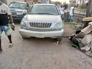 Lexus RX 2005 300 Silver   Cars for sale in Lagos State, Yaba