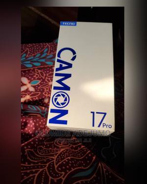 New Tecno Camon 17 Pro 256 GB Blue   Mobile Phones for sale in Oyo State, Ibadan