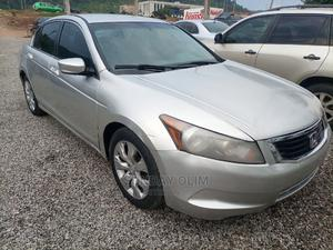 Honda Accord 2009 2.4 EX Silver   Cars for sale in Abuja (FCT) State, Katampe