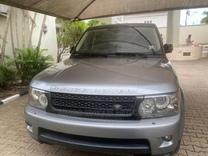 Land Rover Range Rover Sport 2011 HSE 4x4 (5.0L 8cyl 6A) Green | Cars for sale in Lagos State, Lekki