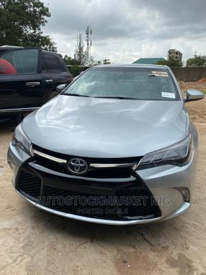 Toyota Camry 2017 Silver | Cars for sale in Abuja (FCT) State, Central Business District