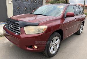 Toyota Highlander 2009 Red   Cars for sale in Lagos State, Ikeja