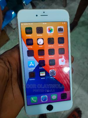 Apple iPhone 6s Plus 16 GB Silver | Mobile Phones for sale in Oyo State, Ibadan
