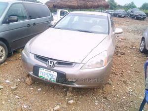 Honda Accord 2005 Automatic Gray | Cars for sale in Abuja (FCT) State, Kubwa