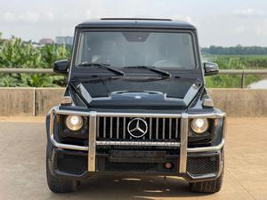 Mercedes-Benz G-Class 2011 Black   Cars for sale in Abuja (FCT) State, Central Business Dis