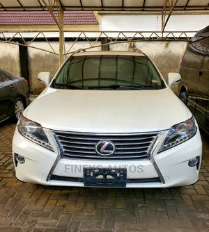 Lexus RX 2012 350 AWD White | Cars for sale in Lagos State, Lekki