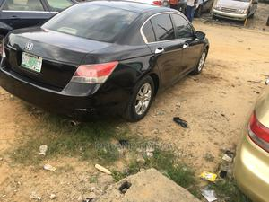 Honda Accord 2009 Black | Cars for sale in Rivers State, Port-Harcourt
