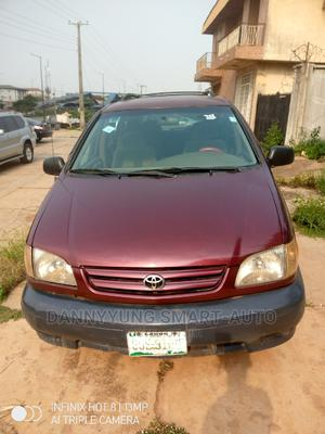 Toyota Sienna 2002 Red | Cars for sale in Lagos State, Ikorodu