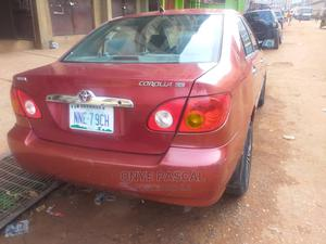 Toyota Corolla 2004 S Red | Cars for sale in Anambra State, Idemili