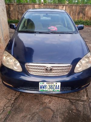Toyota Corolla 2003 Sedan Blue | Cars for sale in Imo State, Njaba